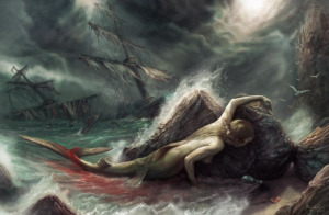 640x419_13593_The_Sacrifice_of_The_Little_Mermaid_2d_fantasy_illustration_mermaid_sea_storm_fairy_tale_shipwreck_picture_image_digital_art